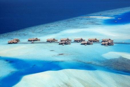 Choáng ngợp khung cảnh như thiên đường của khách sạn tốt nhất thế giới ảnh 8