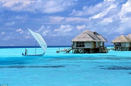 Choáng ngợp khung cảnh như thiên đường của khách sạn tốt nhất thế giới ảnh 9