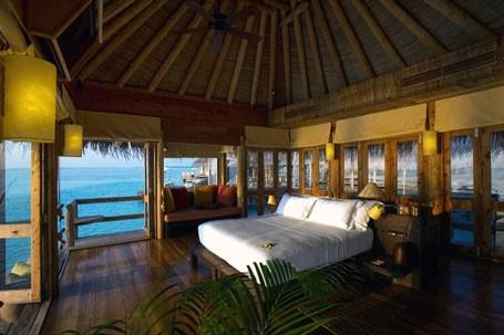 Choáng ngợp khung cảnh như thiên đường của khách sạn tốt nhất thế giới ảnh 10