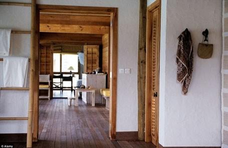 Choáng ngợp khung cảnh như thiên đường của khách sạn tốt nhất thế giới ảnh 11