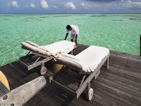Choáng ngợp khung cảnh như thiên đường của khách sạn tốt nhất thế giới ảnh 12