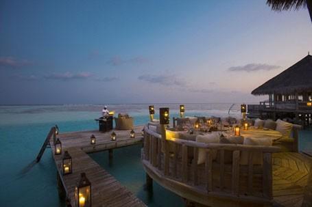 Choáng ngợp khung cảnh như thiên đường của khách sạn tốt nhất thế giới ảnh 13