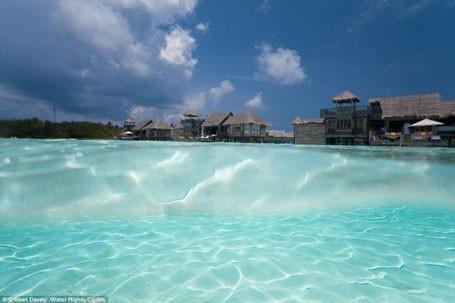 Choáng ngợp khung cảnh như thiên đường của khách sạn tốt nhất thế giới ảnh 14