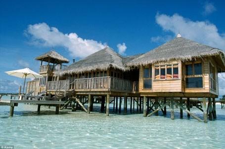 Choáng ngợp khung cảnh như thiên đường của khách sạn tốt nhất thế giới ảnh 15