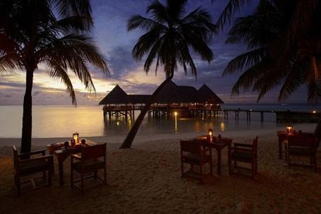Choáng ngợp khung cảnh như thiên đường của khách sạn tốt nhất thế giới ảnh 16
