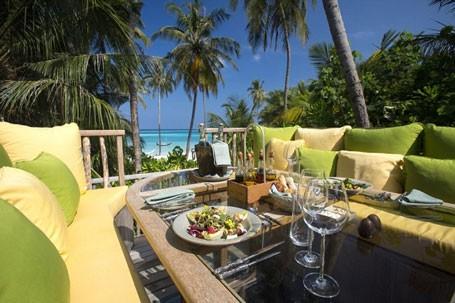 Choáng ngợp khung cảnh như thiên đường của khách sạn tốt nhất thế giới ảnh 17