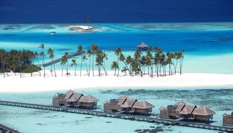 Choáng ngợp khung cảnh như thiên đường của khách sạn tốt nhất thế giới ảnh 19