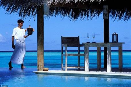 Choáng ngợp khung cảnh như thiên đường của khách sạn tốt nhất thế giới ảnh 3