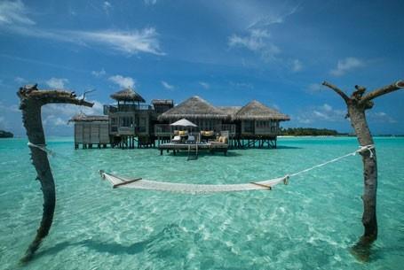 Choáng ngợp khung cảnh như thiên đường của khách sạn tốt nhất thế giới ảnh 4