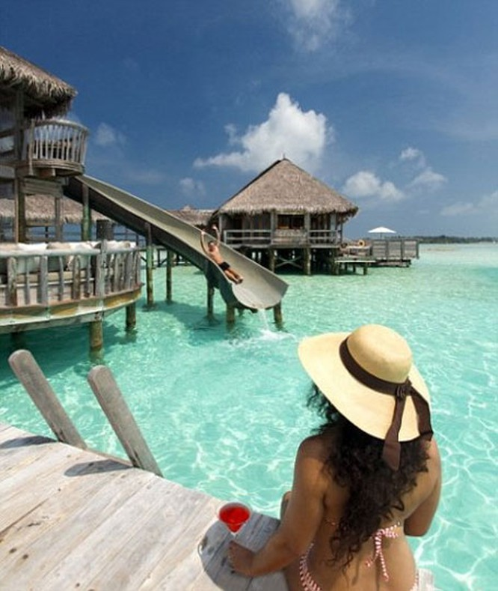 Choáng ngợp khung cảnh như thiên đường của khách sạn tốt nhất thế giới ảnh 5