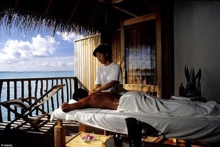 Choáng ngợp khung cảnh như thiên đường của khách sạn tốt nhất thế giới ảnh 6