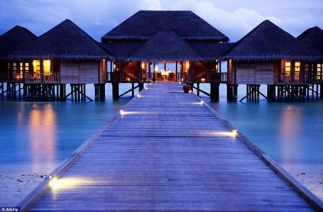 Choáng ngợp khung cảnh như thiên đường của khách sạn tốt nhất thế giới ảnh 7