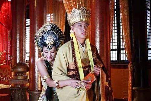 Nhan sắc 3 nàng Tây Lương Nữ Vương đẹp nhất màn ảnh ảnh 4
