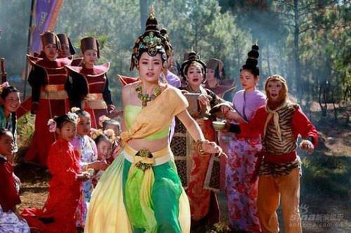 Nhan sắc 3 nàng Tây Lương Nữ Vương đẹp nhất màn ảnh ảnh 5