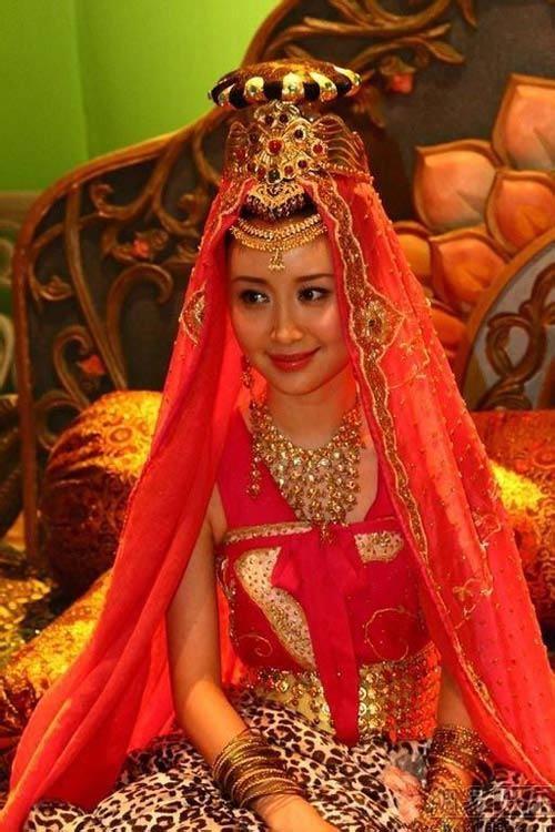 Nhan sắc 3 nàng Tây Lương Nữ Vương đẹp nhất màn ảnh ảnh 7