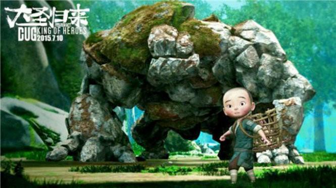 Điện ảnh Trung Quốc trong cơn sốt kiếm tiền ảnh 2