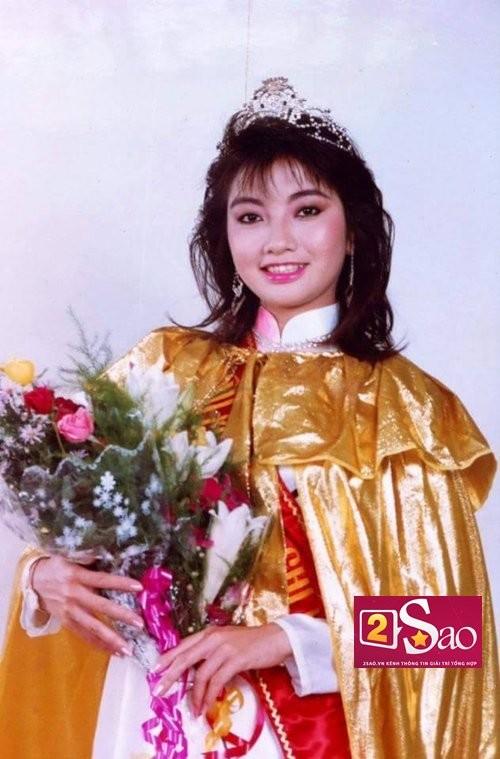 Bí ẩn về Hoa hậu Việt Nam bỏ showbiz vì bị đồn nhiễm HIV ảnh 4
