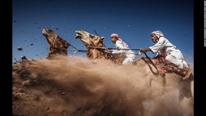 Độc đáo ảnh du lịch đoạt giải 2015 của National Geographic ảnh 2
