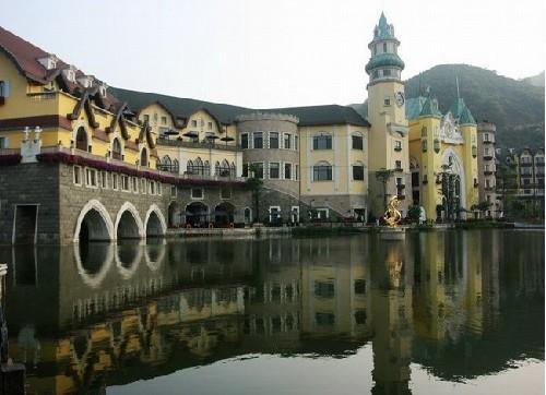 10 thành phố nổi tiếng mà Trung Quốc 'nhái lại' của thế giới ảnh 4