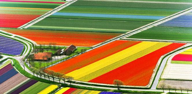 10 điểm đến sắc màu nhất thế giới ảnh 5