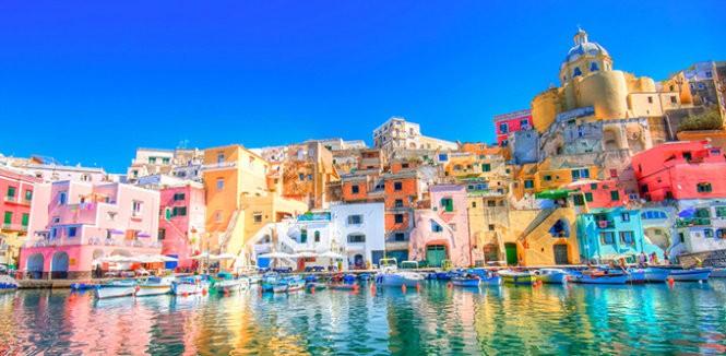 10 điểm đến sắc màu nhất thế giới ảnh 2