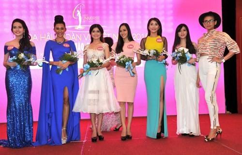 Lộ diện 35 người đẹp vào bán kết Hoa hậu Hoàn vũ Việt Nam 2015 ảnh 4