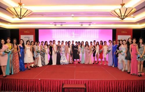 Lộ diện 35 người đẹp vào bán kết Hoa hậu Hoàn vũ Việt Nam 2015 ảnh 6