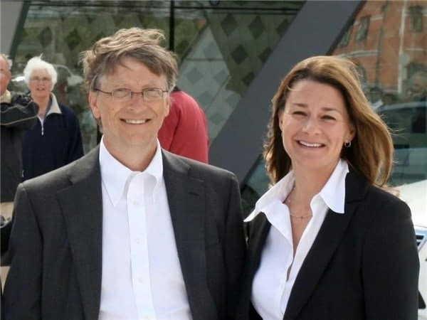 10 cặp vợ chồng giàu có nhất hành tinh ảnh 1