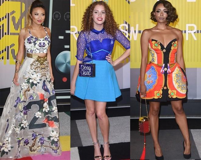 Choáng với trang phục dị hợm của dàn sao Mỹ tại giải MTV Video Music 2015 ảnh 6