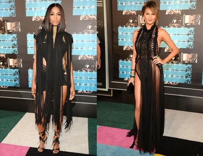 Choáng với trang phục dị hợm của dàn sao Mỹ tại giải MTV Video Music 2015 ảnh 3