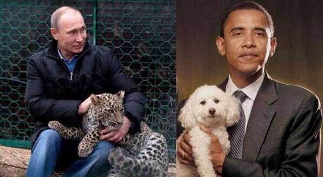 """Ông Obama: Tham gia gameshow để """"dằn mặt"""" tổng thống Nga Putin? ảnh 8"""