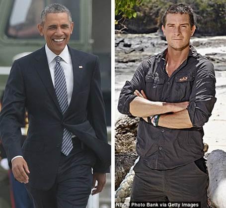 """Ông Obama: Tham gia gameshow để """"dằn mặt"""" tổng thống Nga Putin? ảnh 1"""