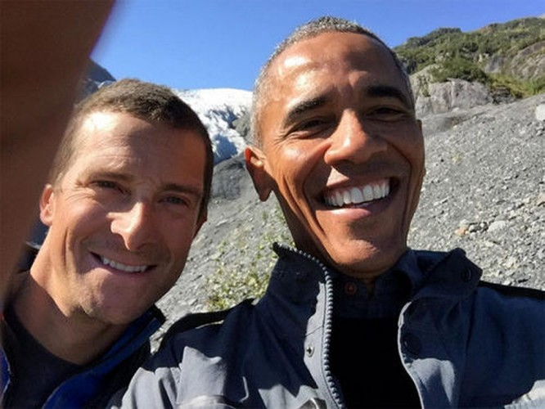 """Ông Obama: Tham gia gameshow để """"dằn mặt"""" tổng thống Nga Putin? ảnh 5"""