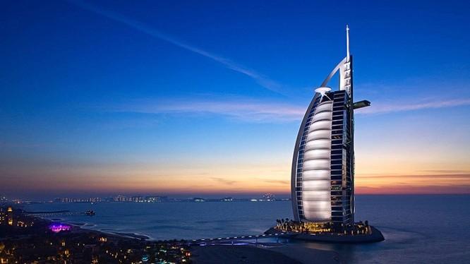 """Những trải nghiệm """"đốt tiền"""" nhất ở Dubai ảnh 1"""