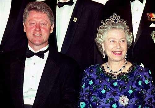 Câu chuyện ít biết về cuộc gặp gỡ giữa nữ hoàng Anh và 12 đời tổng thống Mỹ ảnh 3