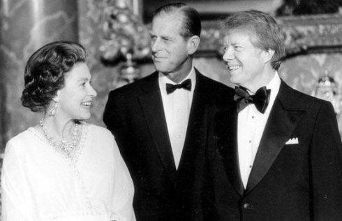 Câu chuyện ít biết về cuộc gặp gỡ giữa nữ hoàng Anh và 12 đời tổng thống Mỹ ảnh 6
