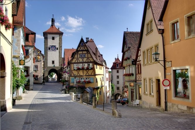Những điểm đến tuyệt vời trên Con đường lãng mạn nước Đức ảnh 4