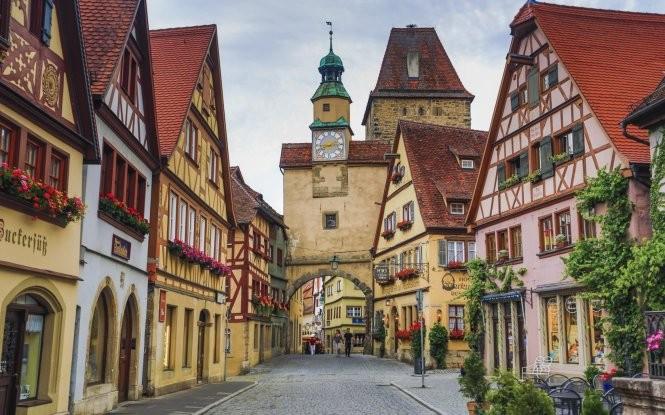 Những điểm đến tuyệt vời trên Con đường lãng mạn nước Đức ảnh 5