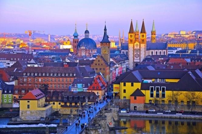 Những điểm đến tuyệt vời trên Con đường lãng mạn nước Đức ảnh 2