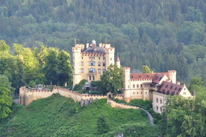 Những điểm đến tuyệt vời trên Con đường lãng mạn nước Đức ảnh 17