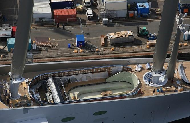 Bí mật tàu du lịch siêu sang của tỉ phú Nga ảnh 7