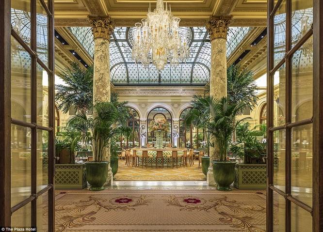 Top khách sạn đế vương được các tỉ phú ưa chuộng nhất ảnh 2