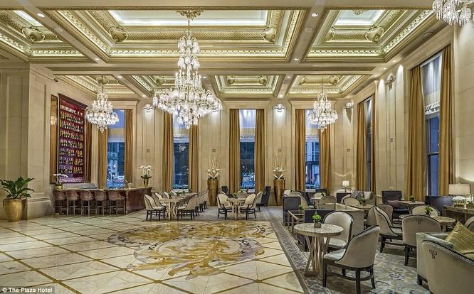 Top khách sạn đế vương được các tỉ phú ưa chuộng nhất ảnh 4