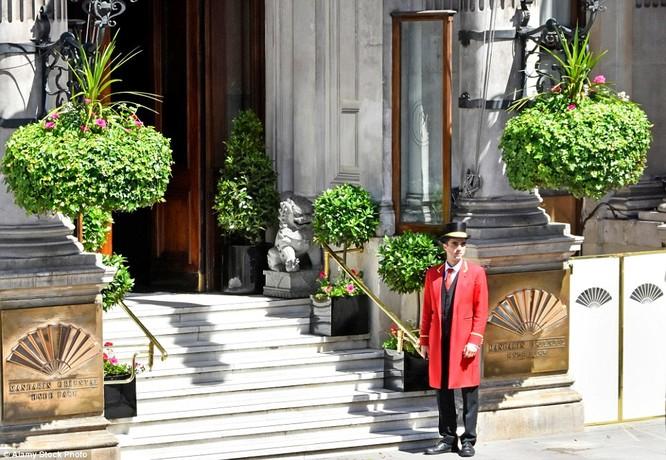 Top khách sạn đế vương được các tỉ phú ưa chuộng nhất ảnh 5