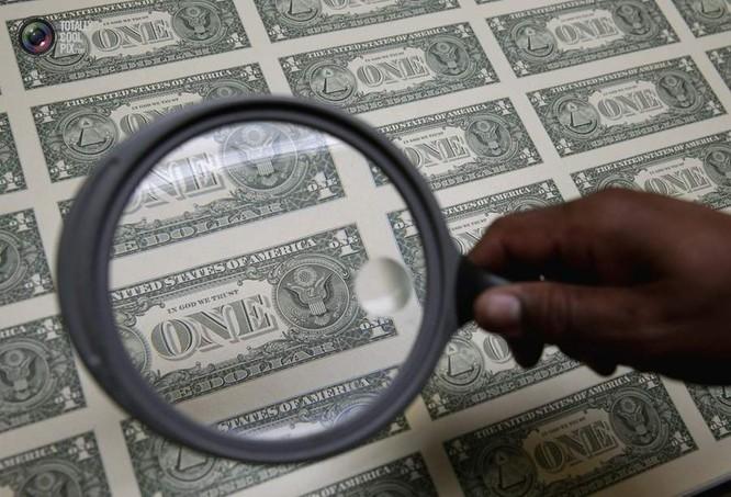 Chùm ảnh vén màn bí mật cơ quan in tiền quốc gia Mỹ ảnh 3