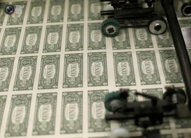 Chùm ảnh vén màn bí mật cơ quan in tiền quốc gia Mỹ ảnh 5