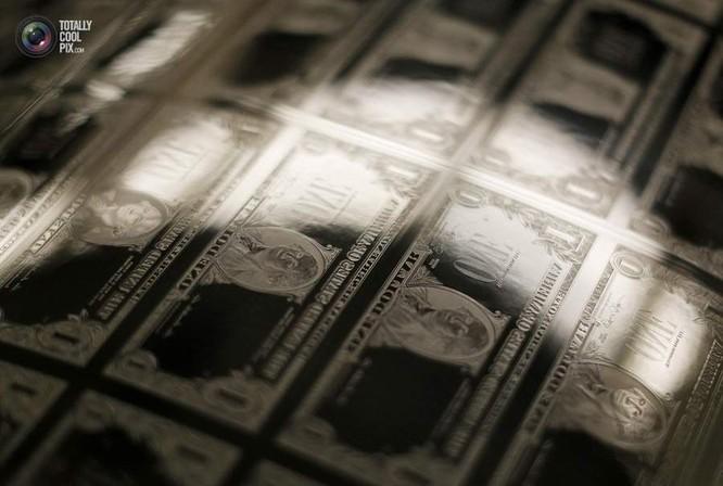 Chùm ảnh vén màn bí mật cơ quan in tiền quốc gia Mỹ ảnh 15