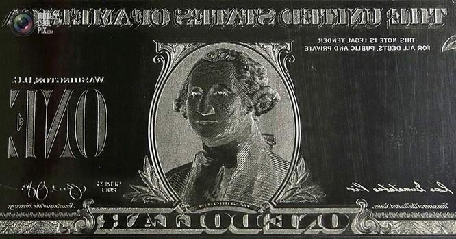 Chùm ảnh vén màn bí mật cơ quan in tiền quốc gia Mỹ ảnh 16