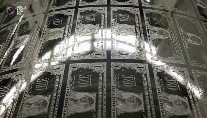 Chùm ảnh vén màn bí mật cơ quan in tiền quốc gia Mỹ ảnh 17