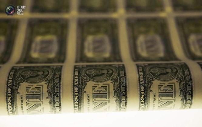 Chùm ảnh vén màn bí mật cơ quan in tiền quốc gia Mỹ ảnh 18